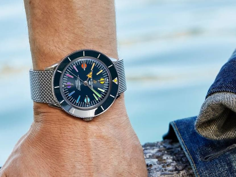 Breitling releases a watch with sales proceeds going to healthcare workers