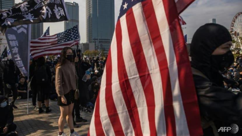 China threatens to 'counter-attack' US over Hong Kong curbs