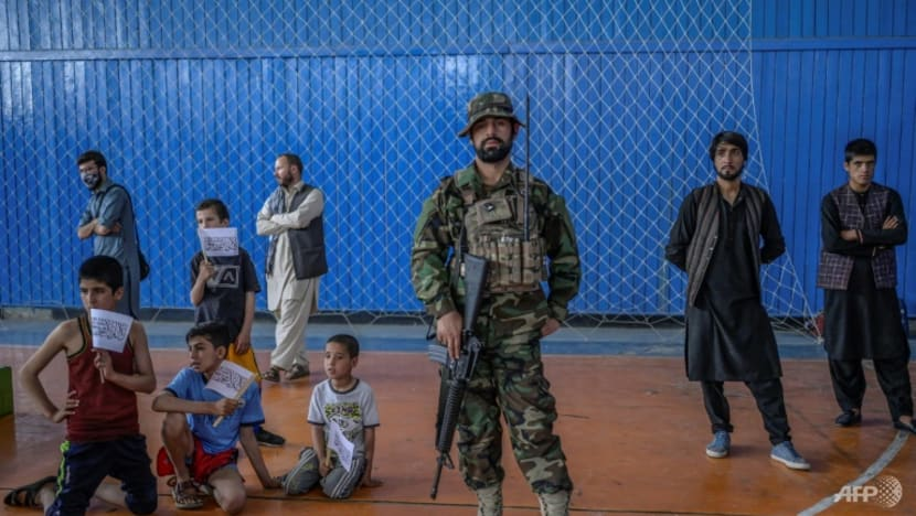 Hundreds of sports allowed, Taliban promise - if you're a man