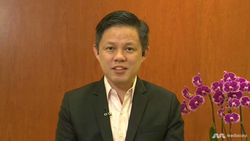Targeted measures needed to help different types of companies, says Chan Chun Sing