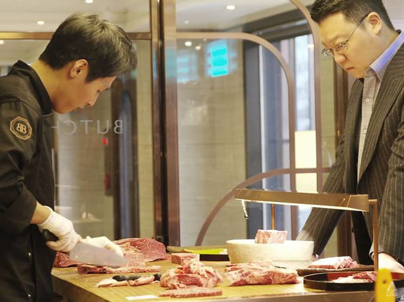 In Seoul, this butcher wants to start a Korean barbecue omakase beef culture