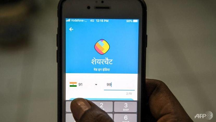 India's ShareChat raises US$145 million from Temasek, others at near US$3 billion valuation