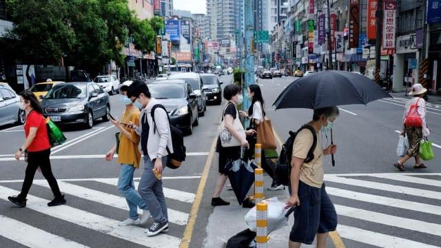 台湾新增六起病例 香港新增五起输入型病例