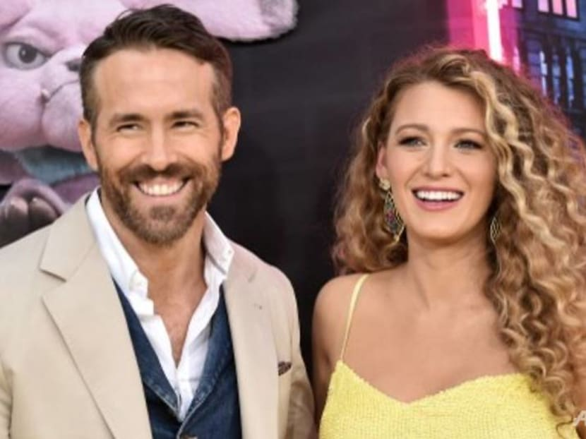 COVID-19: Ryan Reynolds and Blake Lively donate S$1.42m to food banks