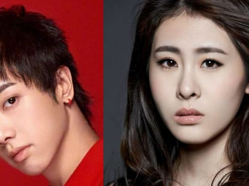 Chinese singers Zhang Bichen and Hua Chenyu admit to having a 1-year-old daughter