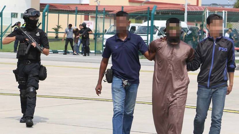 'Easy for them to blend in': Foreign terror suspects pose security challenges for Malaysian authorities