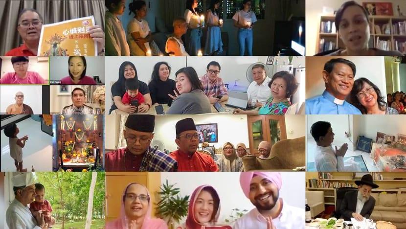 From Baha'i to Zoroastrians, Jews to Jains: Keeping the faith amid COVID-19