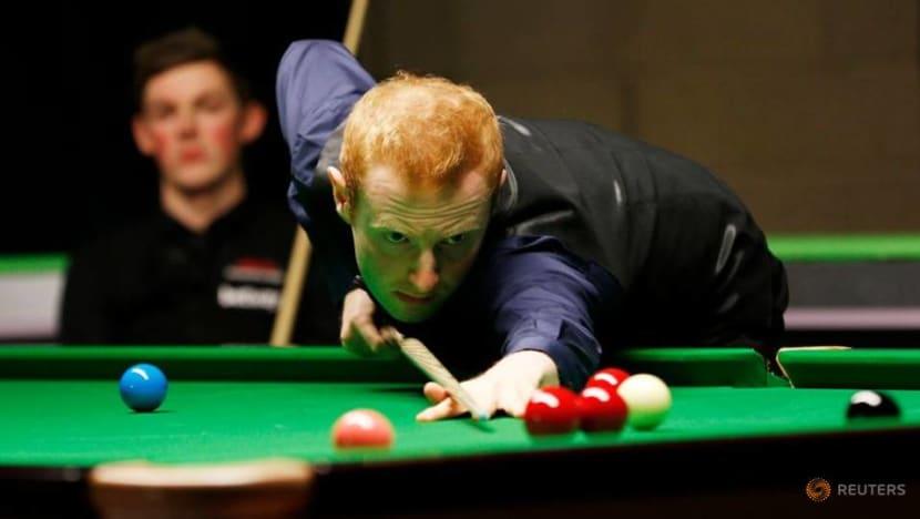 Snooker-McGill eliminates title holder O'Sullivan at World Championship