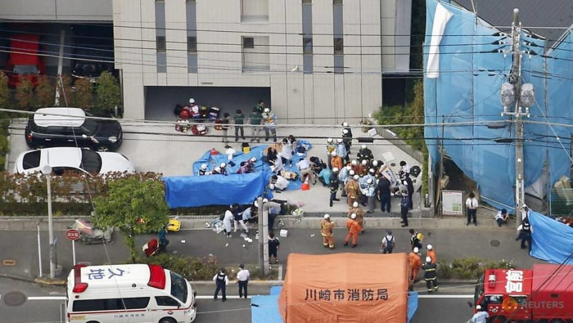 Two dead, including 12-year-old, after Japan mass stabbing