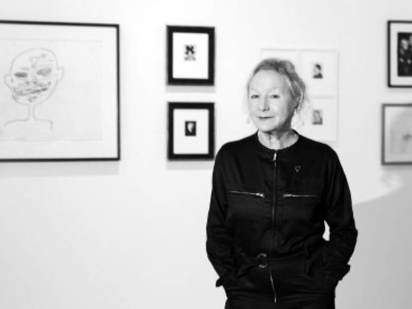 Why fashion's fairy grandmother Agnes b wants 'to have nothing to do with fashion'