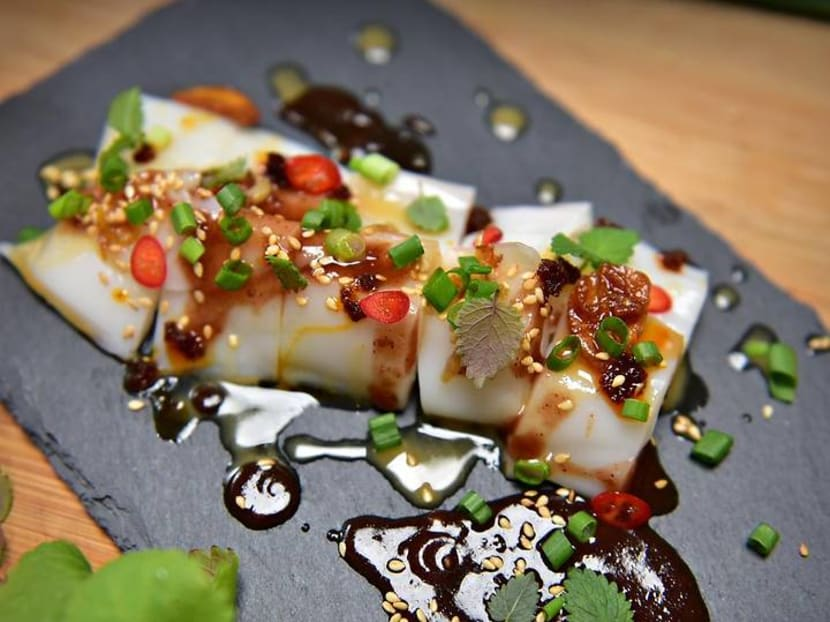 The perfect chee cheong fun? Actor Ben Yeo thinks he's found the salty-sweet recipe