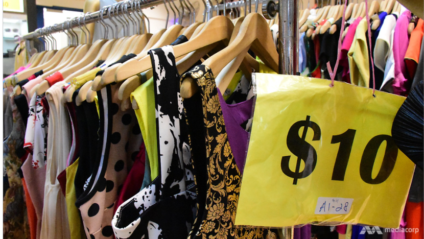 Commentary: Secondhand clothing sales are booming – and could be the answer to fashion's sustainability crisis