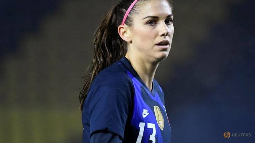 Soccer-American striker Morgan tests positive for COVID-19