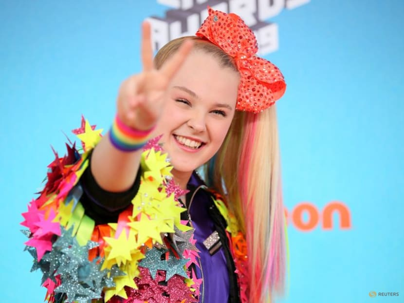 YouTuber JoJo Siwa joins Dancing With The Stars in first same-sex pairing