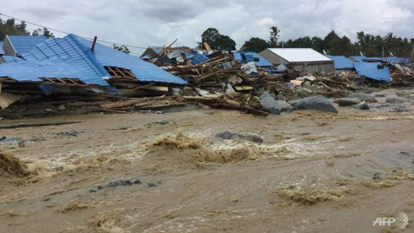 Indonesia flood death toll jumps to 77: Disaster agency