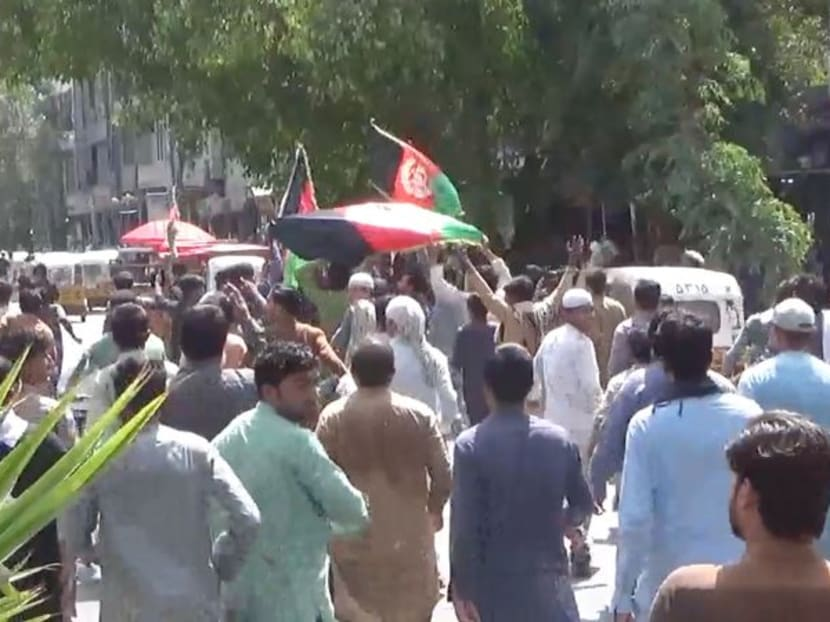 Taliban urge Afghan unity as protests spread to Kabul