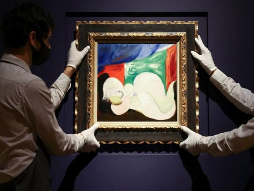 Picasso, Miro as well as Banksy for sale at auction