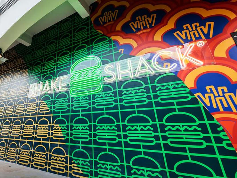 Shake Shack will be opening its 2nd Singapore outlet in the CBD