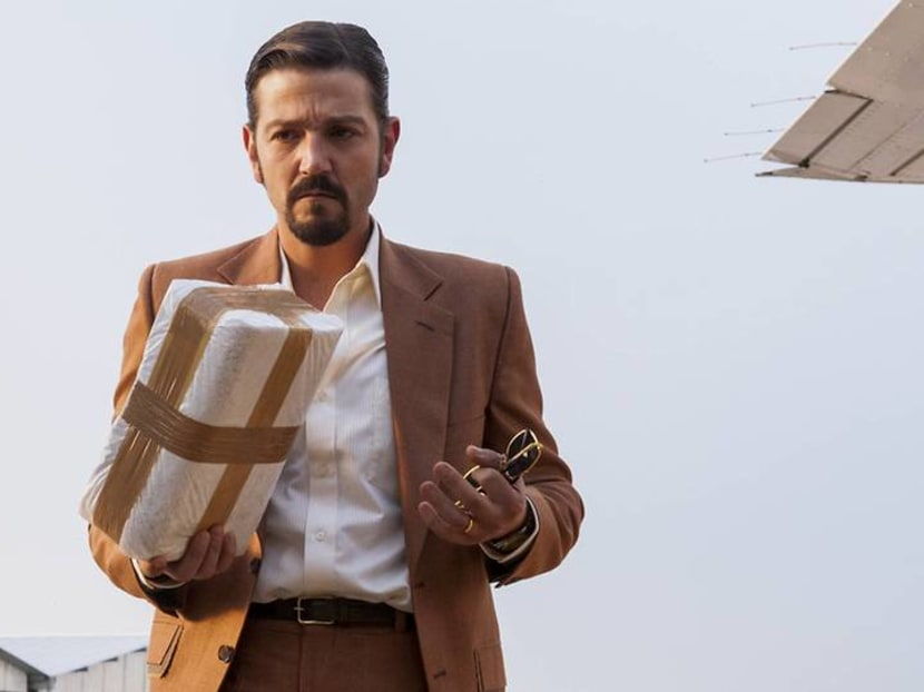 Diego Luna weighs the glorification of drug lords and cartels on Narcos: Mexico