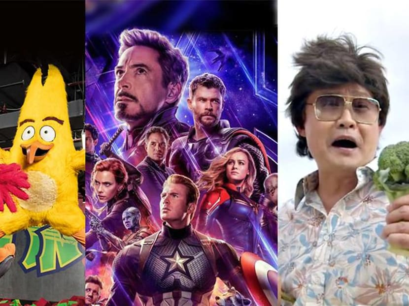 From Angry Birds to Avengers: Top 10 pop culture moments from the 2010s