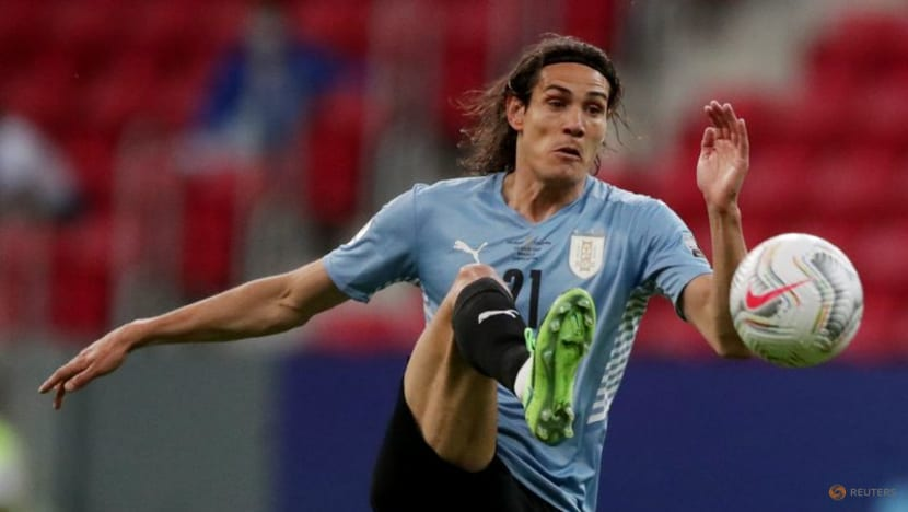 Football:Cavani's Uruguay call-up cancelled due to quarantine rules