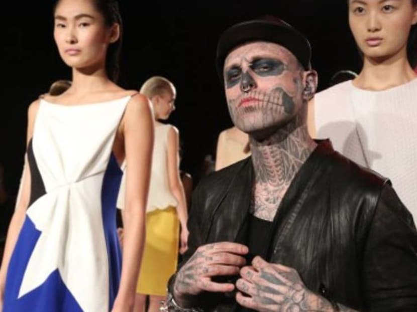 Death of Zombie Boy, who appeared in Lady Gaga video, ruled an accident