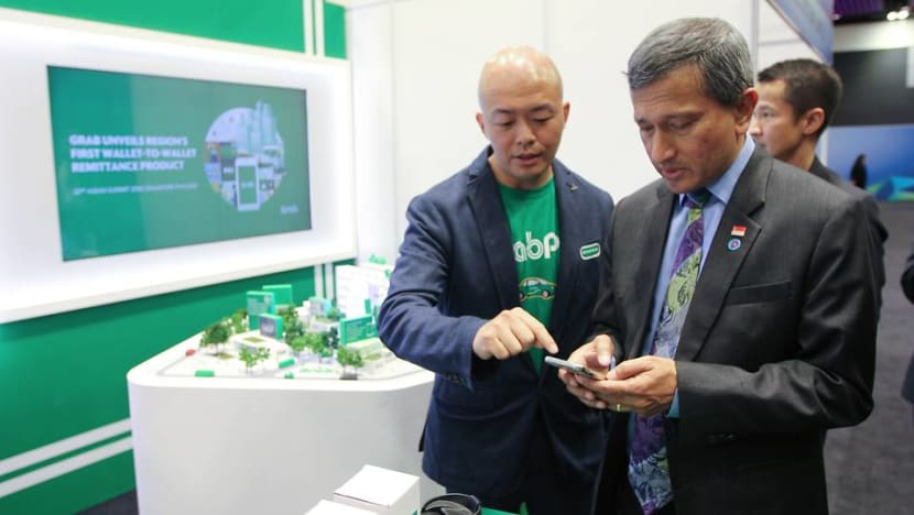 Grab unveils new remittance service that allows people in Southeast Asia to transfer funds