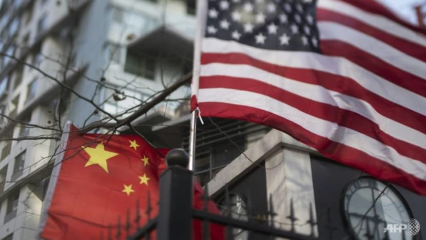 Commentary: The US-China rivalry is all about us