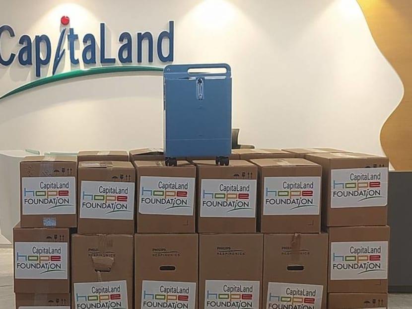 CapitaLand donates S$9 million to COVID-19 relief in Singapore, India, China