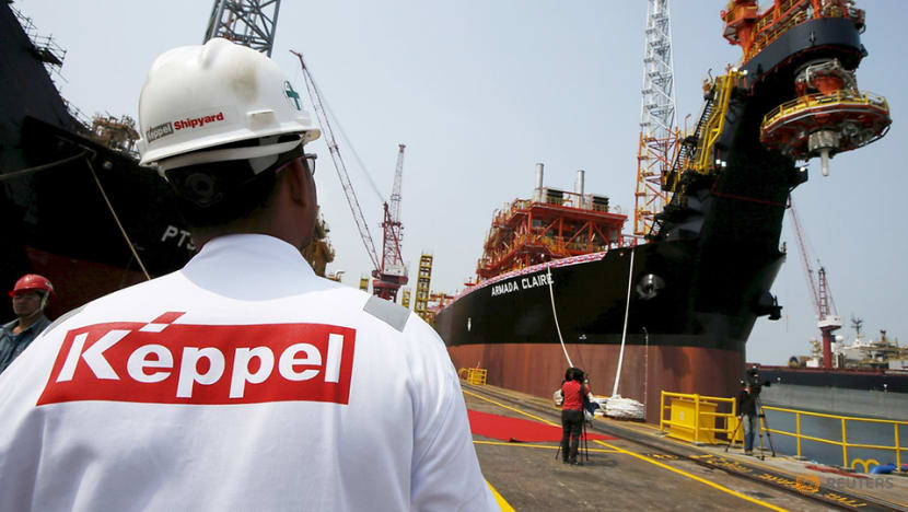 CPIB says it cannot comment on Keppel O&M bribery probe