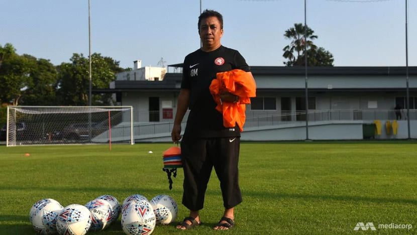 'Rain or shine, he'll be there': Local football's Mr Dependable prepares Singapore for SEA Games success