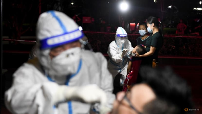 China COVID-19 cases rise as Delta variant challenges Beijing