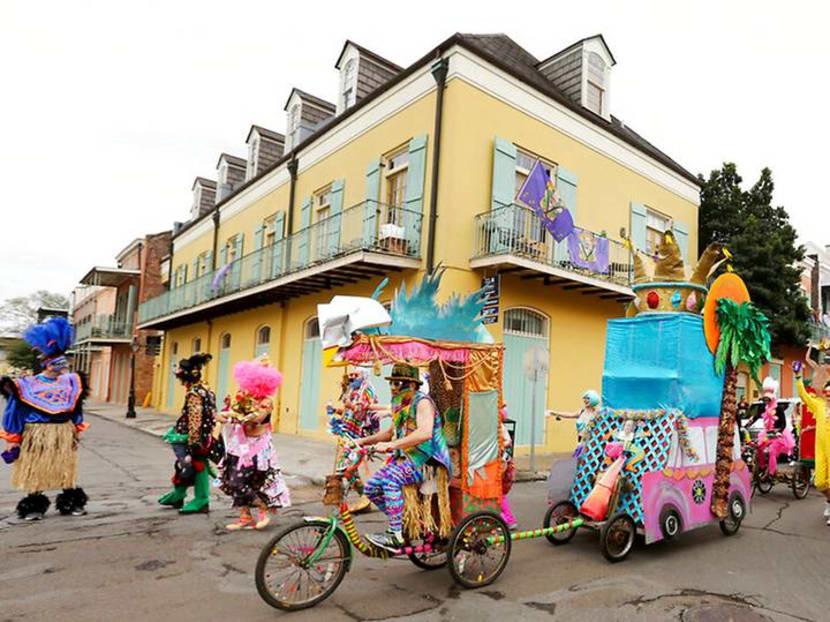 Pandemic-era Mardi Gras: No big crowds or parades, but plenty of cake