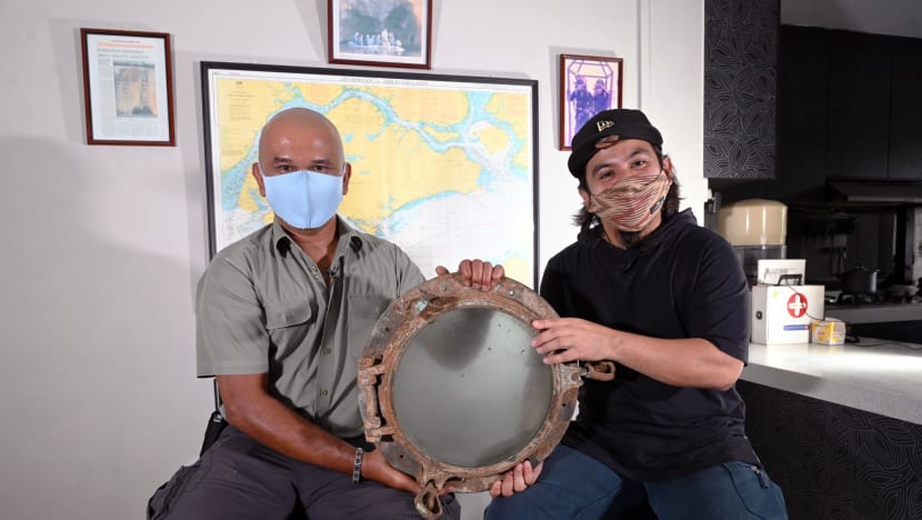 Pedra Branca shipwrecks: How Singapore divers chanced upon centuries-old artefacts underwater