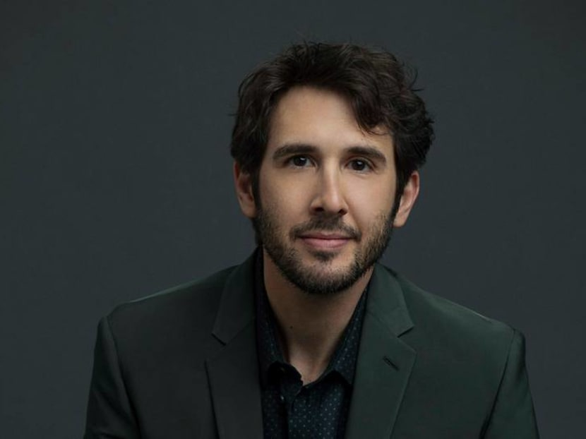 To where we are: Josh Groban to hold first Singapore concert in Feb 2019