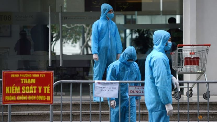 Vietnam urges WHO to send more COVID-19 shots as cases surge despite lockdown