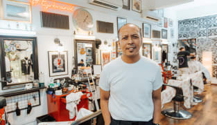 Creative Capital: This man runs 'Singapore's best and coolest barber shop'