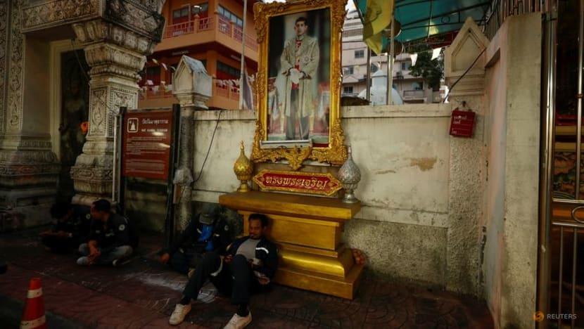 Thai monarchy budget survives rare calls for cuts in parliament