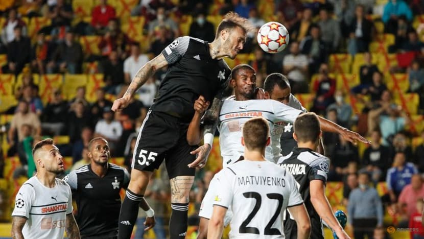 Football: Sheriff earn shock win over Shakhtar on Champions League debut