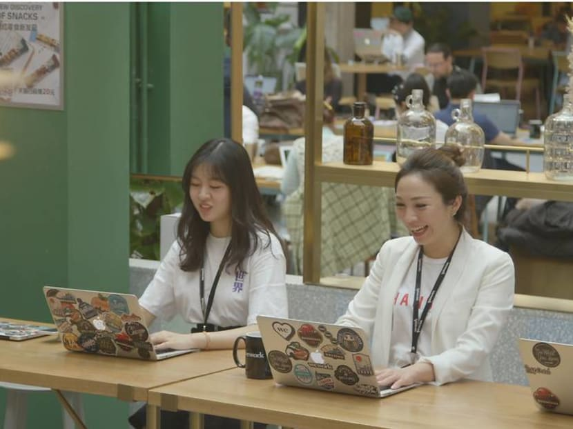 Transforming an opium factory in Shanghai into a buzzy co-working space