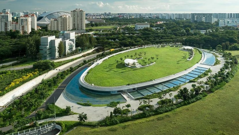 Singapore's first large-scale desalination plant capable of treating both seawater and freshwater opens