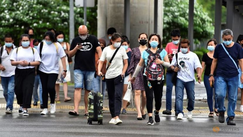 Household members of people under COVID-19 quarantine now required to self-isolate at home: MOH