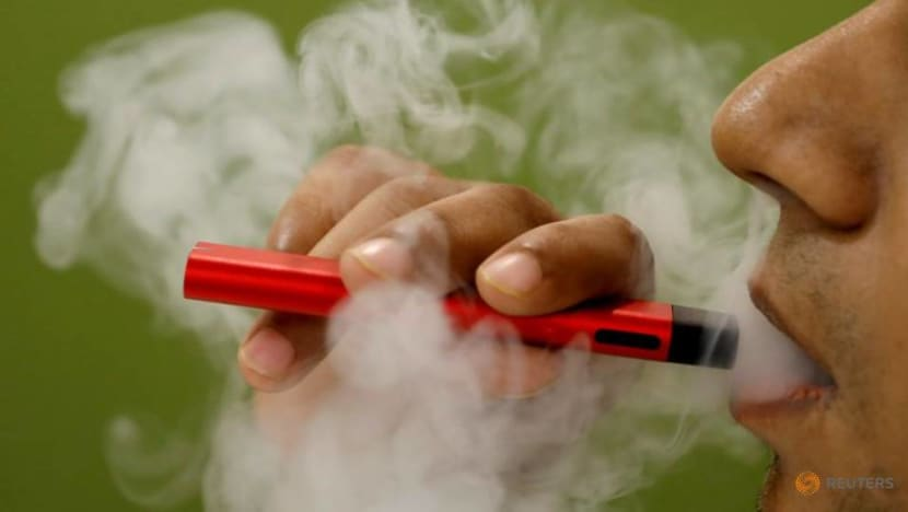 Illegal vape devices and accessories sold openly on messaging apps, social media platforms
