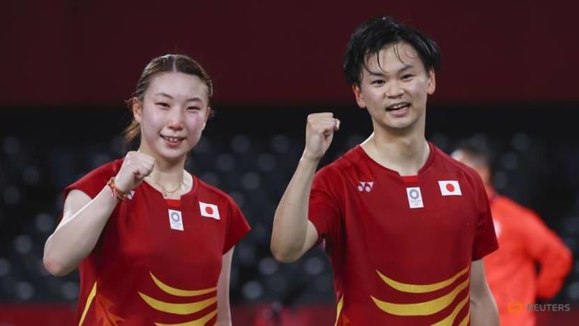 Badminton: Japan bag mixed doubles bronze; China's streak of wins continues