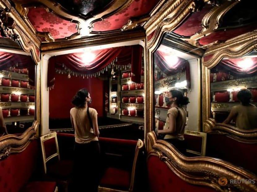 Milan's La Scala opts for TV gala as virus cancels season debut
