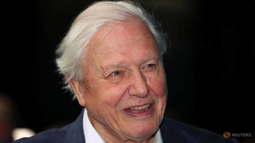 Attenborough calls out Australia's climate stance