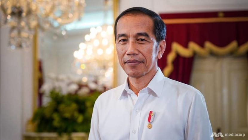 Indonesia's Jokowi reshuffles Cabinet ending months of speculation