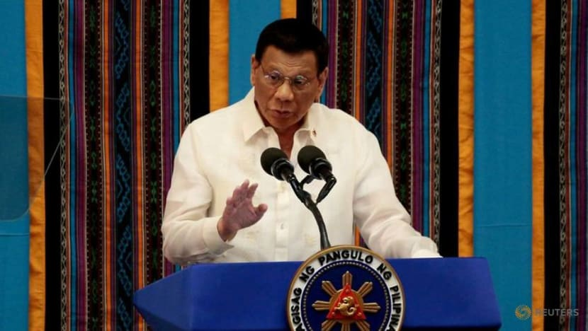 Philippines' Duterte signs indemnity Bill for COVID-19 vaccine roll-out