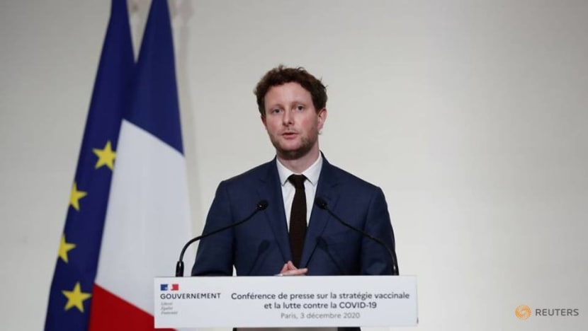 French minister rejects UK Brexit renegotiation request