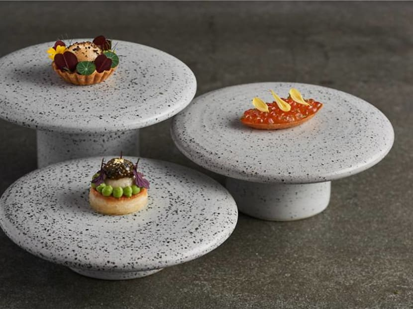 From caviar to Cabernet, luxury ingredients from China are now taking centre stage
